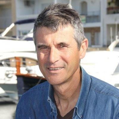 Christophe Geoffroy moniteur