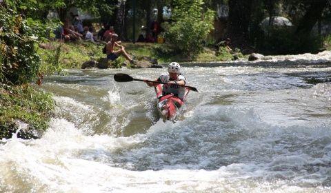 Kayak descente