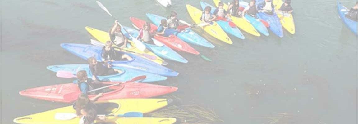 stage initiation kayak