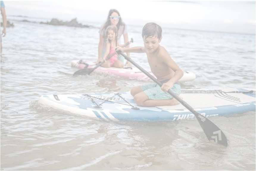 stage initiation paddle